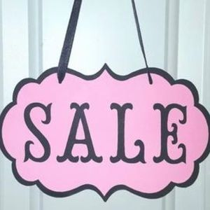 3 for Deals! Come Check out my Closet for the SALE